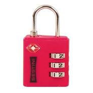 Cadeado Com Segredo Tsa Lock Sestini - 9590