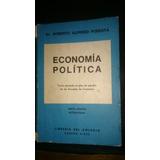 Economía Política - Dr. Roberto Alfredo Podestá