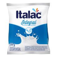 Leite Em Pó Integral Italac 200g