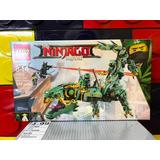 Lego Ninjago Movie Dragon Mecanico Del Ninja Verde 70612
