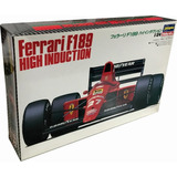Auto Hasegawa Ferrari F189 A Prost 1/24 Armar Pintar Vintage