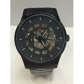Reloj Caravelle Caballero ¡ S K E L L E T O R ! Original.