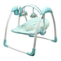 Columpio Electrico Para Bebe Muy Poco Uso