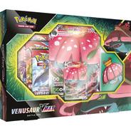 Box Coleção De Batalha Venusaur Vmax -  Copag