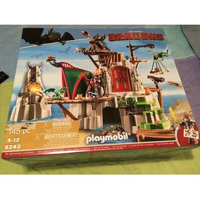 Playmobil Castillo Como Entrenar A Tu Dragon