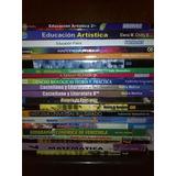 Libros De Bachillerato Varias Editoriales, Autores.