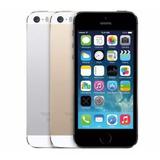 Iphone 5s 32gb Desbloqueado Original 100% Biometria Usado C