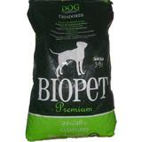 Alimento Balanceado Premiun Biopet X 20kg + Regalitos