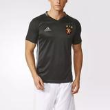 Camisa adidas Sport Recife Treino Preta S/nº Tam. P - G - Gg