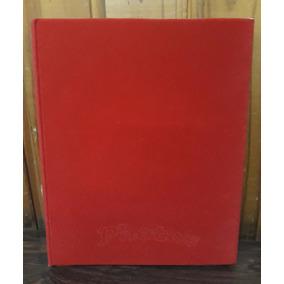 Álbum De Fotos Vermelho Veludo - 40 Fotos 20x25