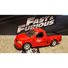 Ford F150 Rapido Y Furioso 1/32 Jada
