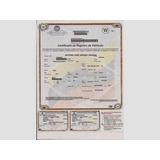Titulos O Certificado De Registros De Motos Venezolanas