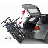 Portabicicletas De Tiro Con Llave Marca Menabo 4 Bicicletas