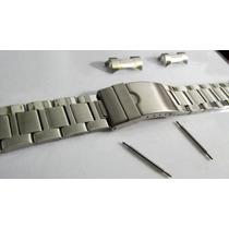 Pulseira De Aço Para Rolex Condor,seiko,orient,citizen 20mm