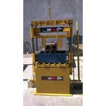 Máquinas Bloqueras,máquinas Manuales Bloqueras