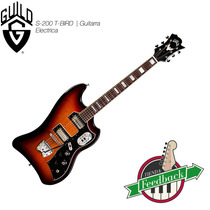 Guild S-200 T-bird - Guitarra Electrica Con Funda