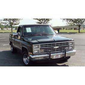 Manual Taller Chevrolet Gmc Pick Up C10 C20 C30 1986-1991