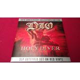 Dio - Holy Diver Aniversario 30 (3 Discos De Vinilo)