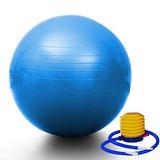Yoga Ball 29 75cm Ejercicio Pilates Balance... (blue)