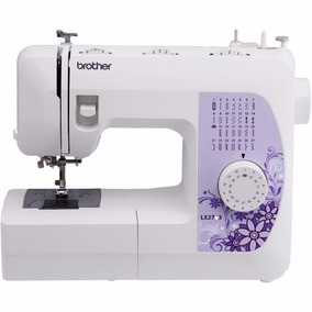 Maquina De Coser Brother Lx2763 27 Puntadas Luz Led