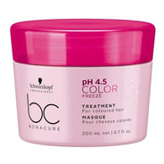 Schwarzkopf Bc Bonacure Ph 4.5 Color Freeze Máscara