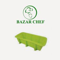 Budinera Silicona 26 X 12 Cm - Bazar Chef