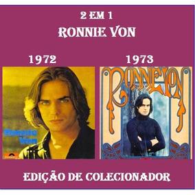 Cd 2 Lps Em 1 Cd - Ronnie Von - 1972 & 1973