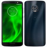 Smartphone Motorola Moto G6, Dual Chip,indigo,tela 5.7, 32gb