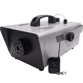 Maquina Fumaca 1500w 110 Ou 220v Controle Remoto Sem Fio