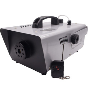 Maquina Fumaca Profissional 1500w Controle Remoto Sem Fio