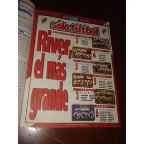 Solo Futbol 635 - Suplemento River El Mas Grande San Miguel