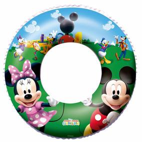 Boia Para Criança Circular Infaltil Mickey Mouse