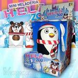 Mini Heladeria Hela Zoo Kreisel Helados En Solo 3 Minutos