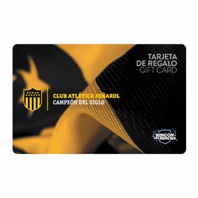 Gift Card Club Atlético Peñarol Rincón Del Hincha $2000
