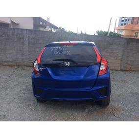 Montante Dianteiro Lado Direito Honda New Fit 2017