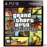 Grand Theft Auto San Andreas Gta Ps3 Original Sellado Fisico
