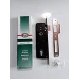 Cerraduras De Embutir 35mm Doble Pase Sin Cilindro