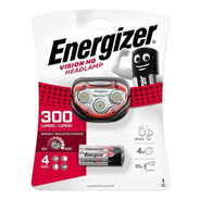 Linterna Minera Energizer 300 Lumens 3 Leds El Jabali