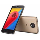 Smartphone Motorola Moto C 4g 16gb Libres Tienda