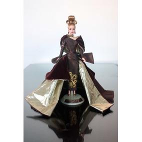 Barbie Couture Portrait In Taffeta Mattel 1996 Coleção Novo