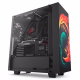 Case Nzxt S340 Elite Hyper Beast Diseño Exclusivo