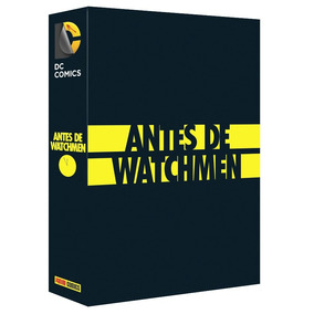 Caixa (box) Para A Série - Antes De Watchmen