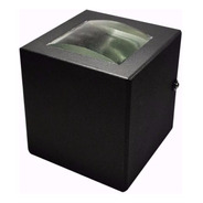 Aplique Bidireccional Exterior Lupa Vidrio Para Led G9 220v