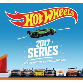 Hot Wheels 2017 Caja X72u Mattel