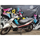 Moto Gilera Smash 125 Rr 0km 2018 Gris Plata 19/6