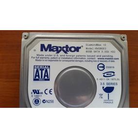 Disco Duro De 80gb Sarta Maxtor Usado