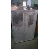 Mueble De Chapa Con Cajones 12