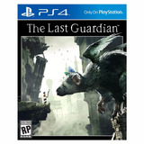 Juego Ps4: The Last Guardian