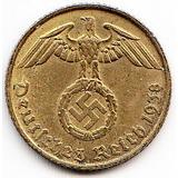 Alemania. 3er. Reich. 5 Reichspfening 1938 D.