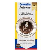 Cafe Colombiano Intenso Premium Tostado En Grano O Molido